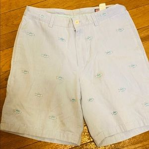 Vineyard Vines Mens Seersucker Shorts